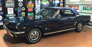 1966 Ford Mustang Celebrity Car