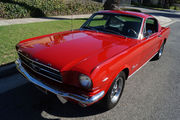 1965 Ford Mustang A CODE