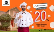 Online food offers and delivery